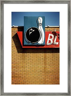 Bowl Framed Print