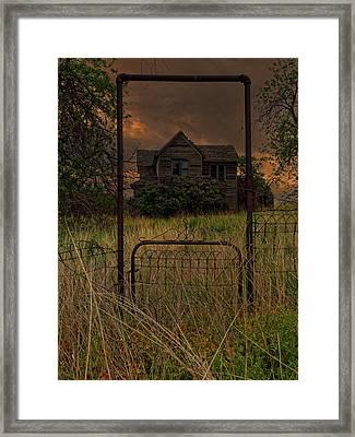 Boyd Farmhouse Framed Print