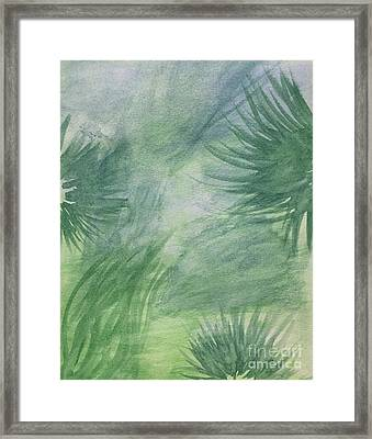 Beach Collection Breeze 1 Framed Print