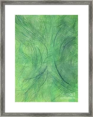 Breeze 3 Framed Print