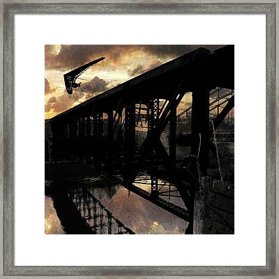 Bridge I Framed Print