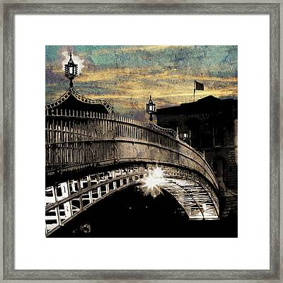 Bridge IIi Framed Print