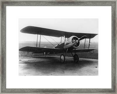 Bristol Scout Framed Print by Hulton Archive
