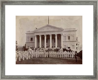 British Empire Framed Print by Hulton Archive