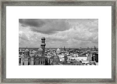 Cairo Framed Print by Hulton Archive