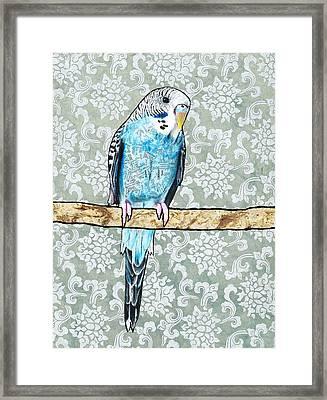 Camille Framed Print