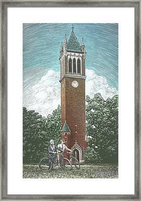 Campanile 1928 Framed Print