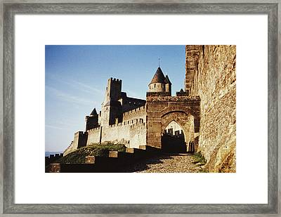 Carcassonne Framed Print by Archive Photos