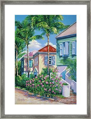 Caribbean Style   9x13 Framed Print