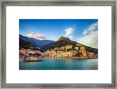 Cetara Framed Print by Vivids