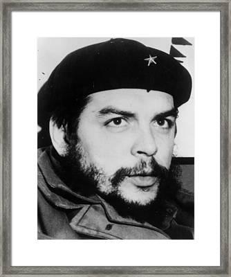 Che Guevara Framed Print by Keystone