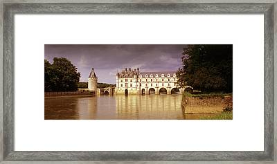 Chenonceaux Framed Print