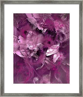 Cheyenne Angel Framed Print