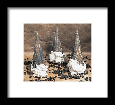 Sorbet Framed Prints