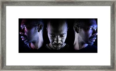 Framed Print featuring the photograph Choice. by Eric Christopher Jackson