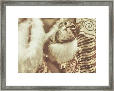 Christmas Morning Framed Print by JAMART Photography