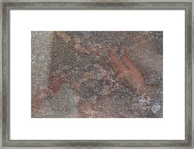 Framed Print featuring the digital art Classic Fragment by Attila Meszlenyi