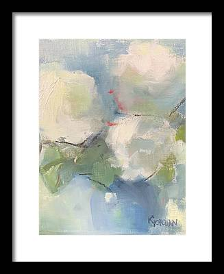 Karen Jordan Paintings Framed Prints