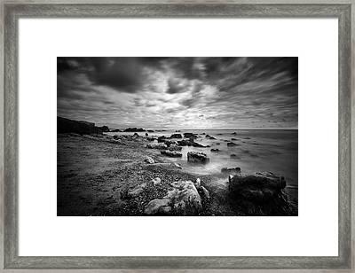 Coastal Light II Framed Print