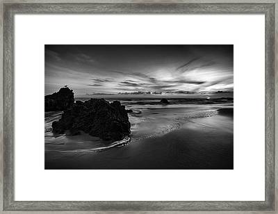 Coastal Light IIi Framed Print