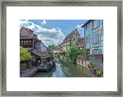 Colmar In France Framed Print