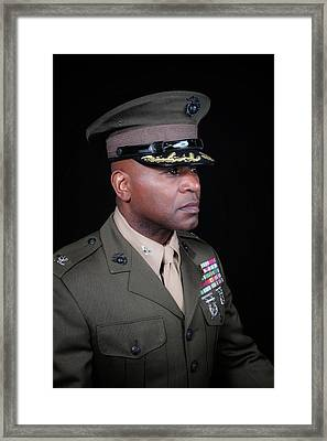 Colonel Trimble 1 Framed Print