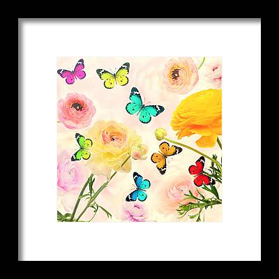 Designs Similar to Colorful Beautiful Flowers And