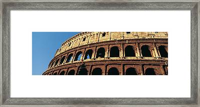 Colosseum, Rome, Italy Framed Print by Jeremy Woodhouse