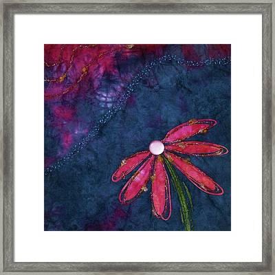 Coneflower Confection Framed Print