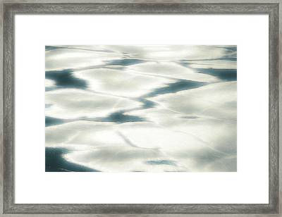 Cool Tranquility Framed Print