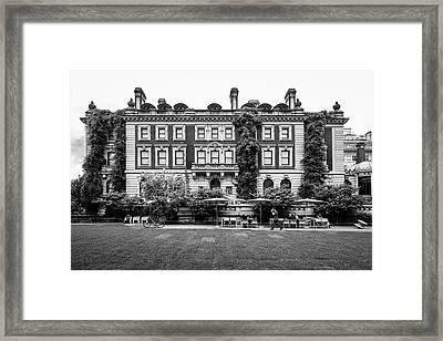 Cooper Hewitt Museum Framed Print