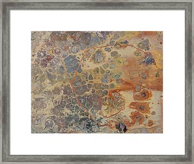 Copper Cape Framed Print