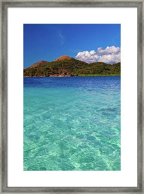 Coron Island, Philippines Framed Print by Fototrav