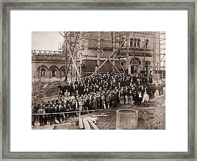 Crossness Works Framed Print by Otto Herschan Collection