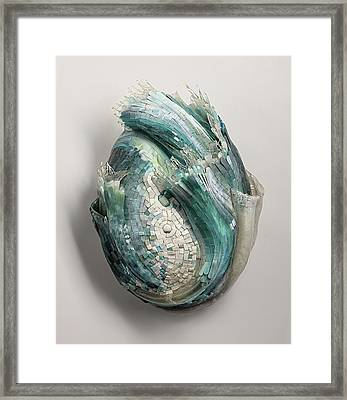 Crysalis IIi Framed Print