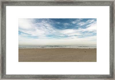 D1371 - Seascape Framed Print