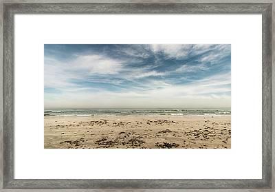D1380 - Seascape Framed Print