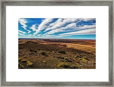 Dead Mans Walk Framed Print