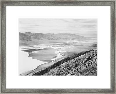 Death Valley National Monument Framed Print