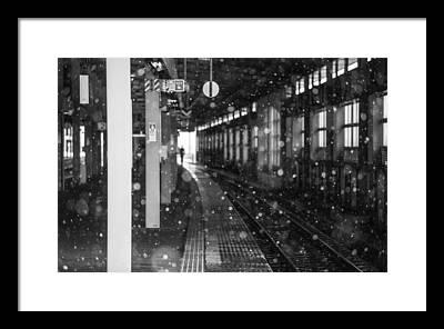 Komatsu Framed Prints