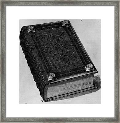 Domesday Rebound Framed Print by Hulton Archive