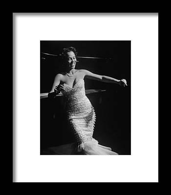 Dorothy Dandridge Framed Prints