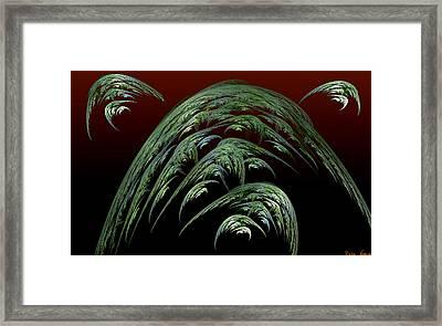 Dread Full Framed Print