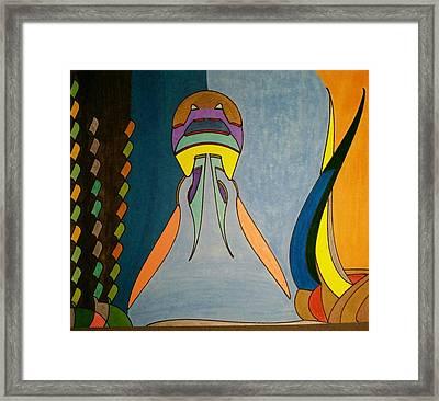Dream 338 Framed Print