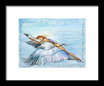 Valerie Bassett Calligraphy Wall Art