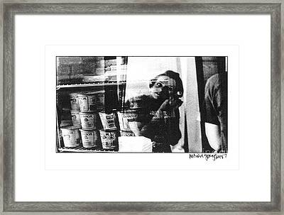 Framed Print featuring the photograph Early Am by Patricia Youngquist