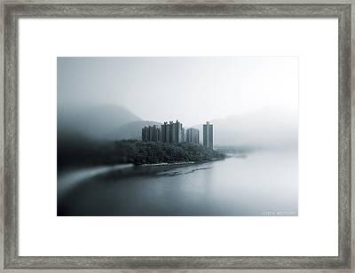 Eastern Stream Framed Print