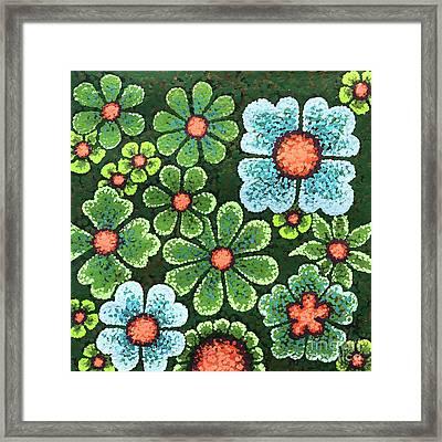 Efflorescent 10 Framed Print