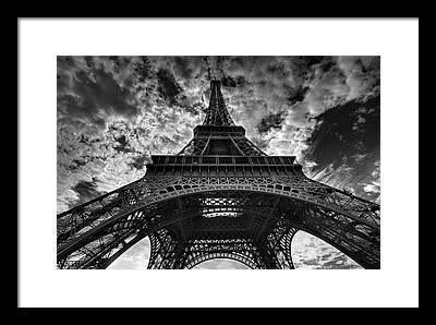 Paris Framed Prints