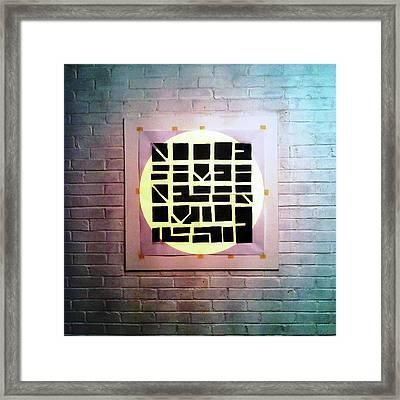 Eleven - Wall Framed Print